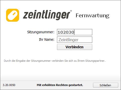 FastViewer Zeintlinger